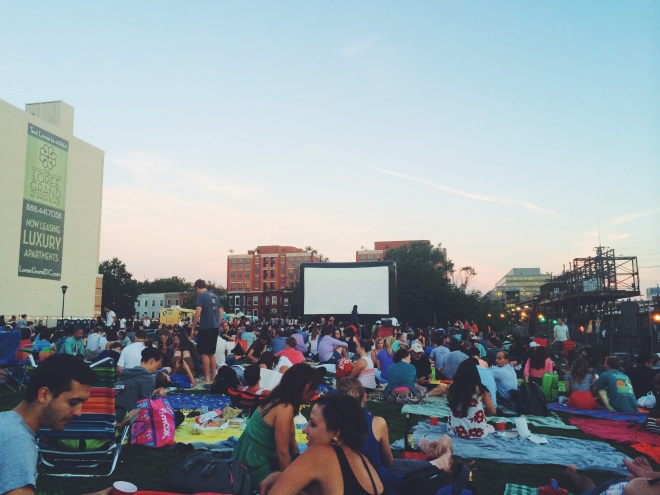 NoMa Summer Screen 2014