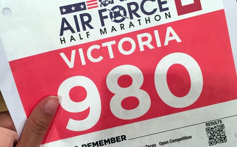 Weekend Wrap-Up: Navy Air Force Half MarathonWeekend!