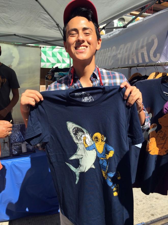 Ben's H ST Festival find!