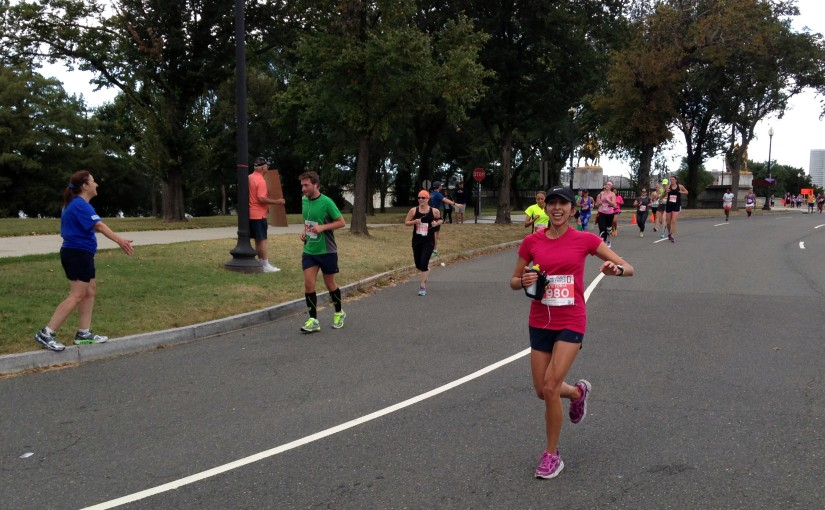 Race Recap: Navy Air Force Half Marathon 2015