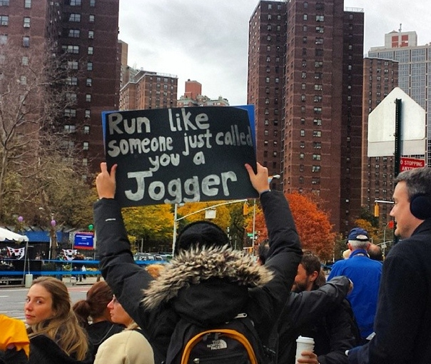 Friday Five: Five Best Race Signs