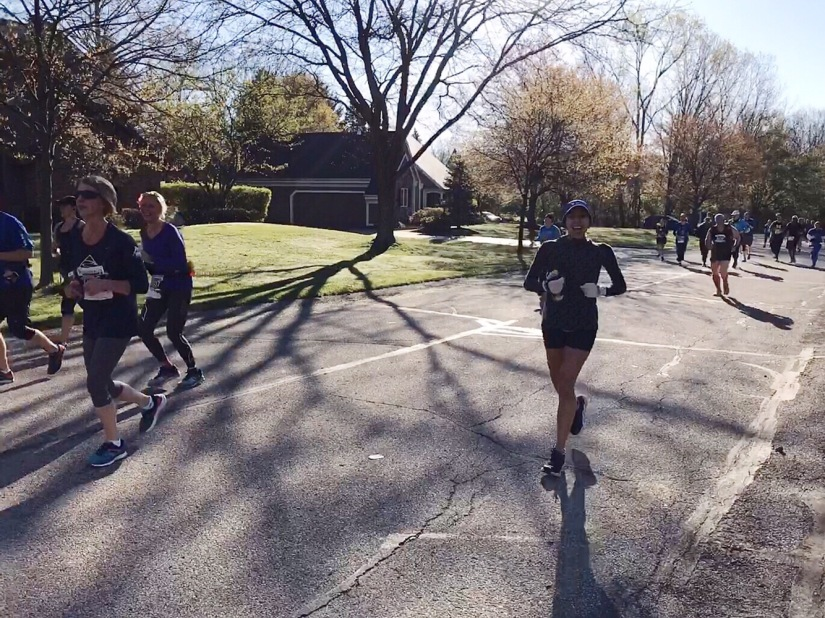 Owens Corning Half Training Recap: Week 12