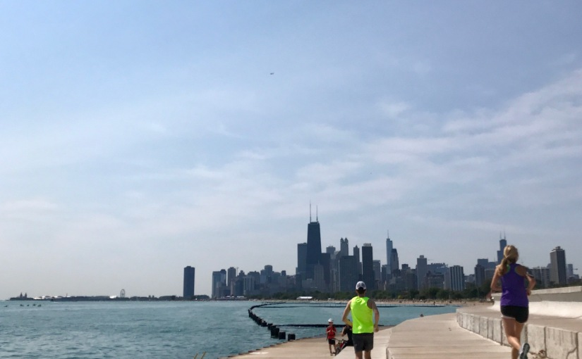Chicago Marathon Training Recap: Week 7 (+ a Catch-Up)