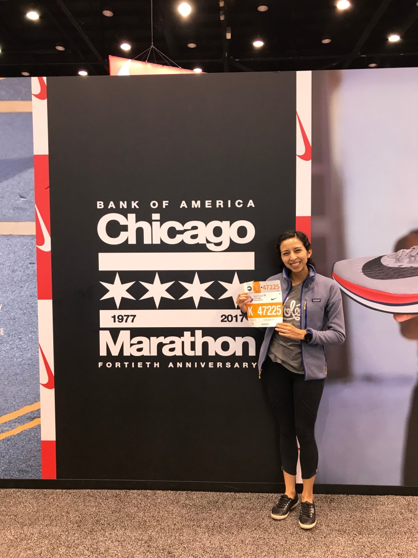 Chicago Marathon Training Recap: Week 16