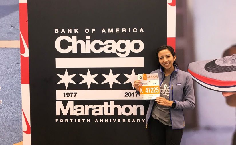 Chicago Marathon Training Recap: Week16