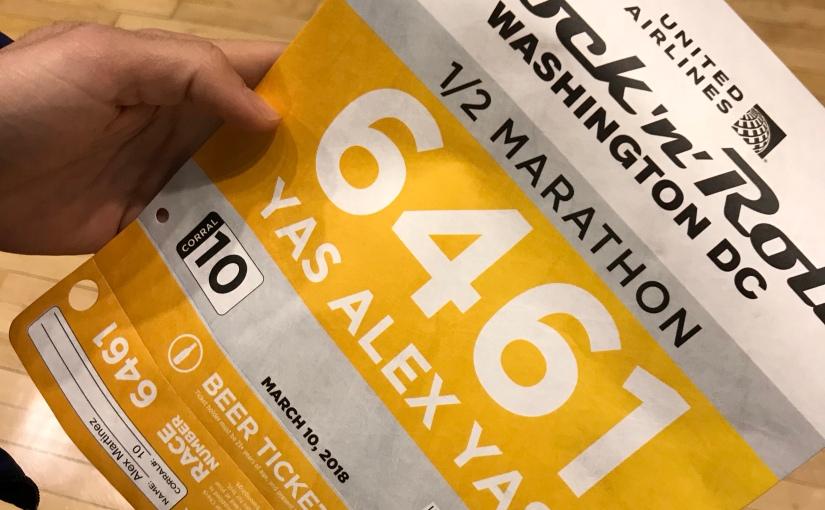 Owens Corning Half Marathon Training Recap: Weeks 9 &10